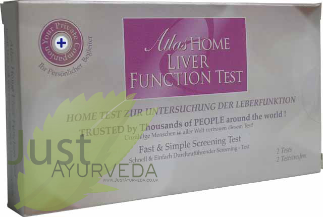 Home Liver Function Test Kit - Click Image to Close